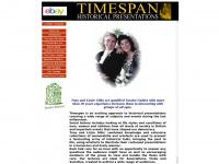 timespanhistoricalpresentations.co.uk