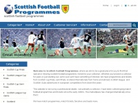 scottishfootballprogrammes.co.uk