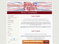 access2english.co.uk