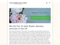 Ukflowerdelivery.co.uk