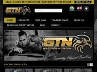 goldtechnutrition.co.uk