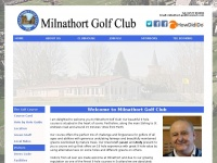 milnathortgolfclub.co.uk