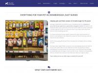 thepetfoodshop.co.uk