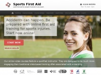 prosportsfirstaid.co.uk