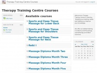 therapytrainingcentre-e-learning.co.uk