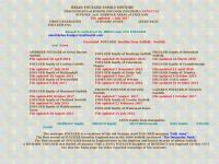 Brianfoulgerfamilyhistory.co.uk