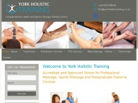 yorkholistictraining.co.uk