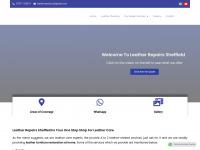 leatherrepairssheffield.co.uk