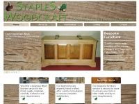 stapleswoodcraft.co.uk