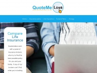 Quotemeless.co.uk