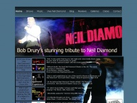 neildiamondtributeact.co.uk