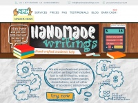handmadewritings.com