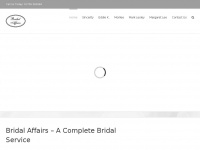 bridal-affairs.co.uk