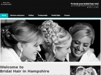 bridalhairinhampshire.co.uk