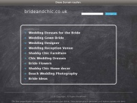 brideandchic.co.uk
