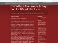 frontlinehackney.blogspot.com