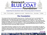 greenwichbluecoat.org.uk