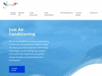 justairconditioning.co.uk