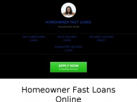 homeownerfastloans.co.uk