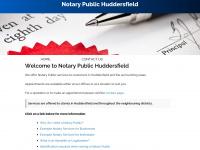 notarypublichuddersfield.co.uk