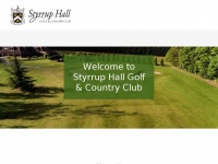 styrruphall.co.uk