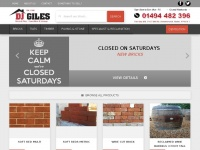 djgiles.co.uk