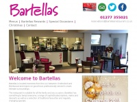 Bartellasrestaurant.co.uk