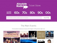 absoluteradiotickets.co.uk