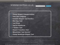 bristolairporttaxi.co.uk