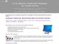 bristolcomputertraining.co.uk