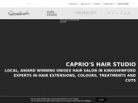 caprioshairstudio.co.uk