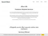 sarahwain.co.uk