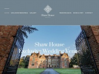 Shawhouseweddings.co.uk