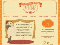 orangetreeweddings.co.uk