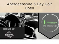 aberdeenshire5daygolfopen.co.uk