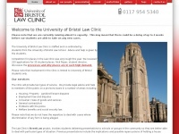 bristollawclinic.co.uk