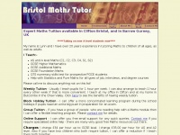 bristolmathstutor.co.uk