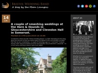 bristolweddingband.co.uk