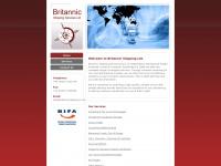 britannicshipping.co.uk