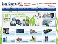 britcropshydroponics.co.uk