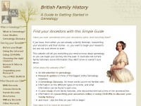 british-family-history.co.uk