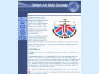 britishairmailsociety.co.uk