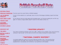 britishbaseballdata.co.uk