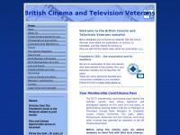 Britishcinemaandtelevisionveterans.org.uk