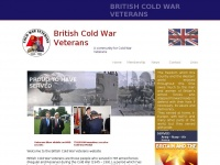 britishcoldwarveterans.co.uk