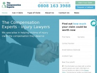the-compensation-experts.co.uk