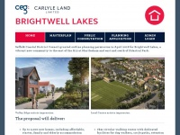 Brightwell-lakes.co.uk
