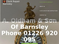 clock-repair-barnsley.co.uk