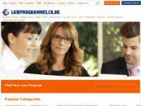 lawprogrammes.co.uk
