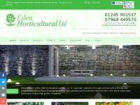 edenhorticultural.co.uk